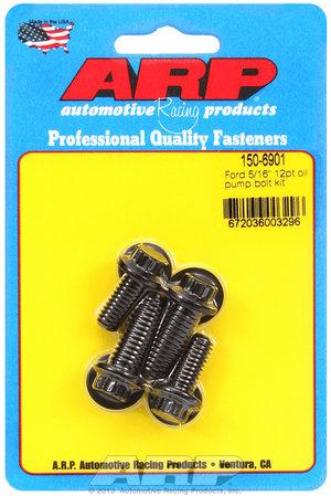 """ARP Ford 5/16"""" 12pt oil pump bolt kit 1506901"""