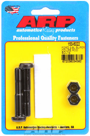 ARP Ford 3.8L Super Coupe rod bolt kit, 2pack 1536022