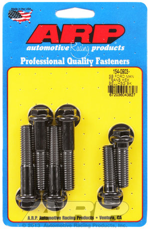 ARP SB Ford manual trans hex bellhousing bolt kit 1540903