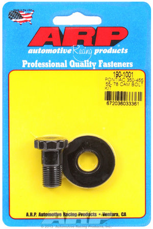ARP Pontiac 350-455, '55-'78 cam bolt kit 1901001