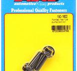 ARP Pontiac hex fuel pump bolt kit 1901602