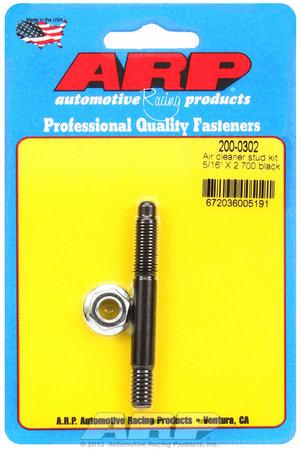 "ARP 5/16"" x 2.700 air cleaner stud kit 2000302"