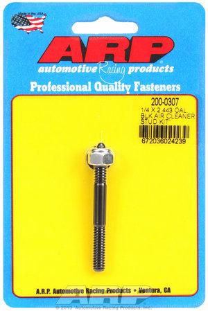 "ARP 1/4"" x 2.443 air cleaner stud kit 2000307"