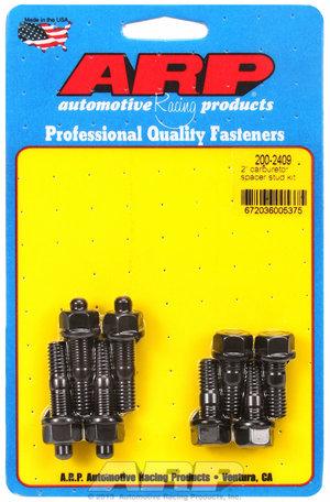 "ARP 2"" Moroso carb spacer stud kit (top/bottom studs) 2002409"