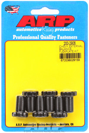 ARP Chevy external balance flexplate bolt kit 2002906