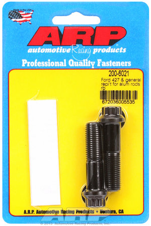 ARP Ford 427 & general repl't for alum rods, rod bolts 2006021