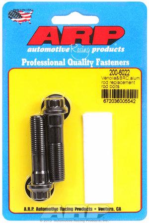 ARP Venolia & BRC alum. rod replacement rod bolts 2006022