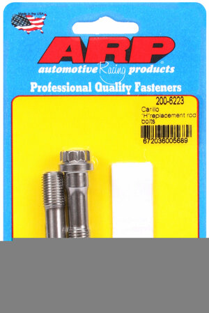 """ARP Carillo """"H"""" replacement rod bolts 2006223"""