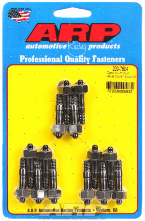 ARP Cast aluminum valve cover stud kit 2007604