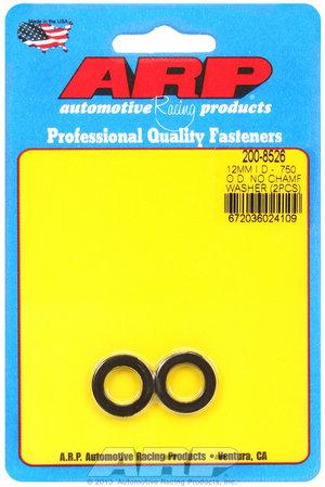 ARP M12 ID .750 OD  no chamfer washers 2008526