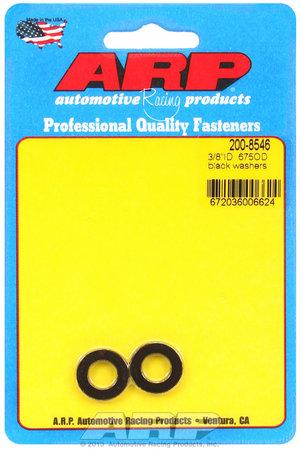 ARP 3/8 ID .675 OD black washers 2008546