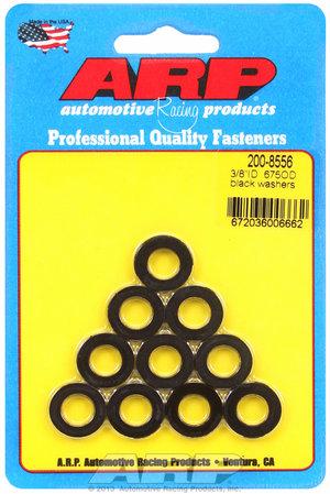 ARP 3/8 ID .675 OD black washers 2008556