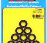 ARP 3/8 ID .675 OD black washers 2008556