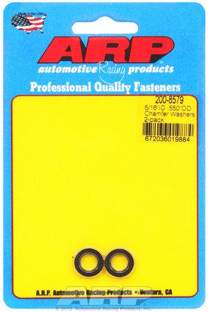 ARP 5/16 ID  .550 OD chamfer washers 2008579