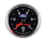 "Autometer Gauge, Fuel Press, 2 1/16"", 100psi, Digital Stepper Motor, Ford Racing 880080"