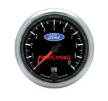 "Autometer Gauge, Tachometer, 3 3/8"", 10k RPM, In-Dash, Ford Racing 880084"