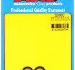 ARP 3/8 ID .625 OD chamfer black washers 2008612