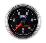 "Autometer Gauge, Oil Press, 2 1/16"", 100psi, Digital Stepper Motor, Ford Racing 880085"