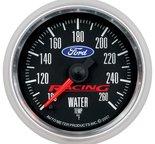"Autometer Gauge, Water Temp, 2 1/16"", 100-260şF, Digital Stepper Motor, Ford Racing 880086"