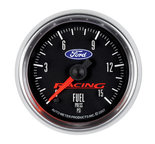 "Autometer Gauge, Fuel Press, 2 1/16"", 15psi, Digital Stepper Motor, Ford Racing 880107"