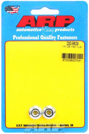 ARP 1/4-28 hex nut kit 2008629