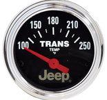 "Autometer Gauge, Trans Temp, 2 1/16"", 250şF, Elec, Jeep 880260"