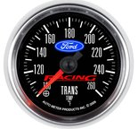 "Autometer Gauge, Trans Temp, 2 1/16"", 100-260şF, Digital Stepper Motor, Ford Racing 880314"