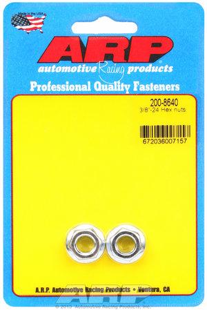 ARP 3/8-24 hex nut kit 2008640