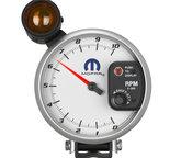 "Autometer Gauge, Tach, 5"", 10k RPM, Pedestal w/Shift-Lite (Viper V10 Only/2.5PPR), Wht, Mopar 880410"