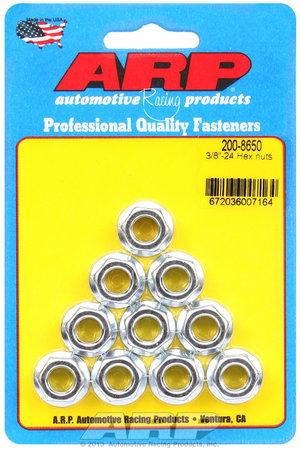 ARP 3/8-24 hex nuts 2008650