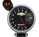 "Autometer Gauge, Water Temp, 2 1/16"", 100-260şF, Digital Stepper Motor, GM COPO Camaro 880446"