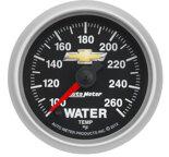 "Autometer Gauge, Oil Press, 2 1/16"", 100psi, Digital Stepper Motor, GM COPO Camaro 880447"