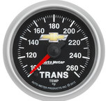 "Autometer Gauge, Fuel Press, 2 1/16"", 100psi, Digital Stepper Motor, GM COPO Camaro 880449"