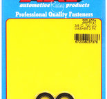 ARP 3/8 ID .720 OD black washers 2008721