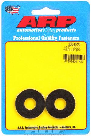 ARP 1/2 ID 1.30 OD black washers 2008722
