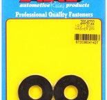 ARP 1/2 ID 1.30 OD black washers 2008722