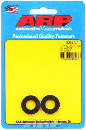 ARP 7/16 ID 7/8 OD black washers 2008727