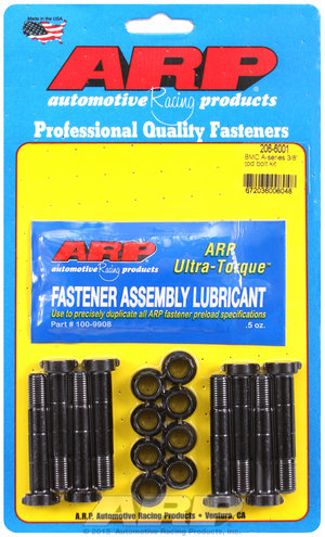 "ARP BMC A-series 3/8"" rod bolt kit 2066001"