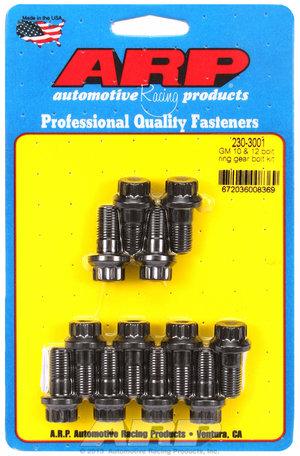 ARP GM 10 & 12 bolt ring gear bolt kit 2303001