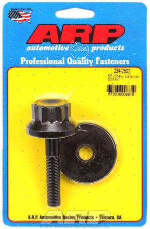 ARP SB Chevy harmonic balancer bolt kit 2342502