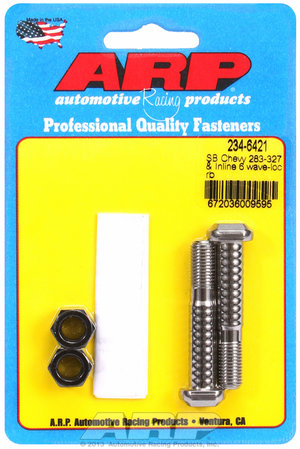 ARP SB Chevy 283-327 & Inline 6 wave-loc rod bolts 2346421