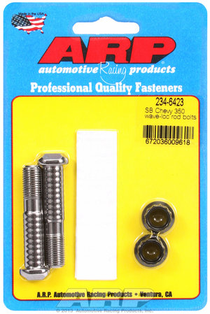 ARP SB Chevy 350 wave-loc rod bolts 2346423