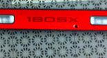 Nissan 180SX Baklyktor med ljusramp