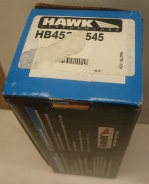 Hawk Saab 9-2X / Subaru Forester, Impreza HPS Performance Street Bromsbelägg Bak