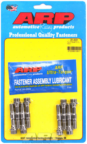 ARP Ford RS2000 2.0L M8 rod bolts 2516201
