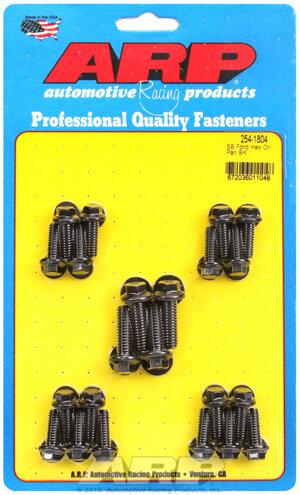 ARP SB Ford hex oil pan bolt kit 2541804