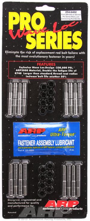 ARP SB Ford 289-302 standard wave-loc rod bolt kit 2546402