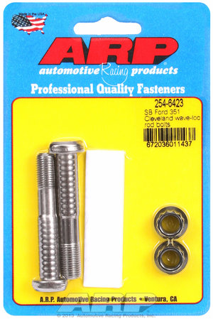 ARP SB Ford 351C wave-loc rod bolts 2546423