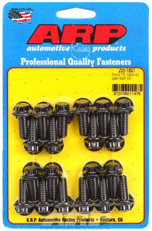 ARP Ford FE 12pt oil pan bolt kit 2551801
