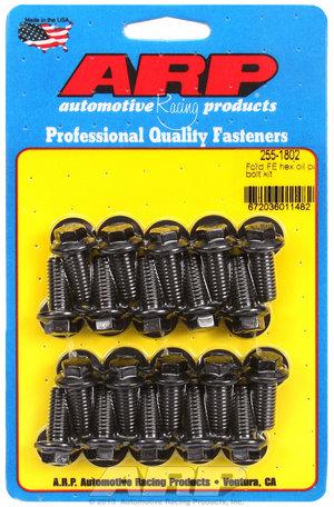 ARP Ford FE hex oil pan bolt kit 2551802
